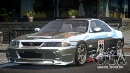 1997 Nissan Skyline R33 L3 para GTA 4