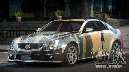 2011 Cadillac CTS-V L8 para GTA 4
