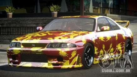 Nissan Skyline R33 BS L4 para GTA 4