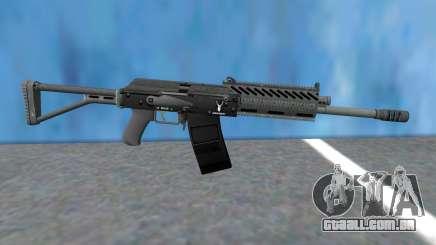 GTA V Heavy Shotgun para GTA San Andreas