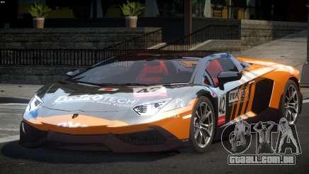 Lamborghini Aventador GS L1 para GTA 4