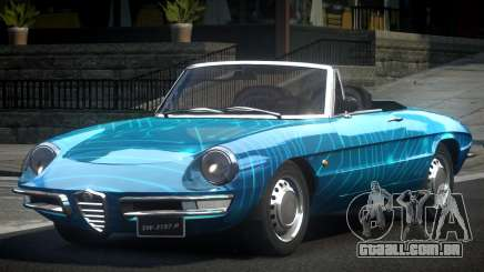 Alfa Romeo Spider 60S L3 para GTA 4