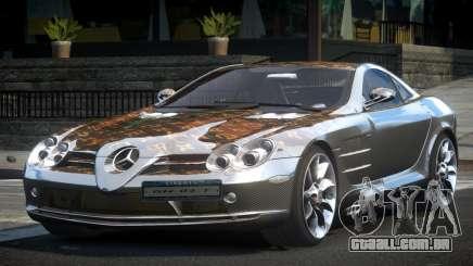 Mercedes-Benz SLR R-Tuning L2 para GTA 4