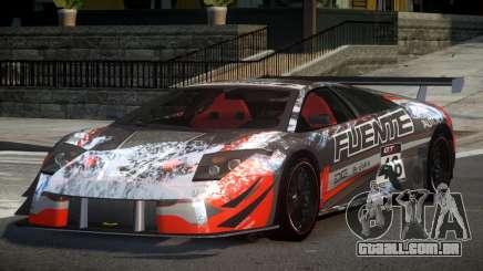 Lamborghini Murcielago PSI GT PJ4 para GTA 4