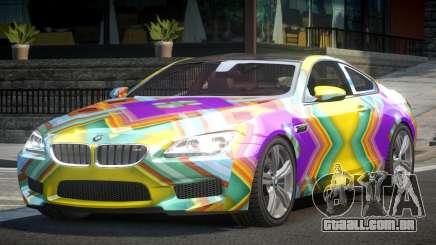 BMW M6 F13 GS PJ4 para GTA 4