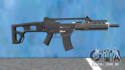 Holger-26 Assault Rifle para GTA San Andreas