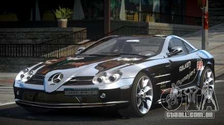 Mercedes-Benz SLR R-Tuning L7 para GTA 4