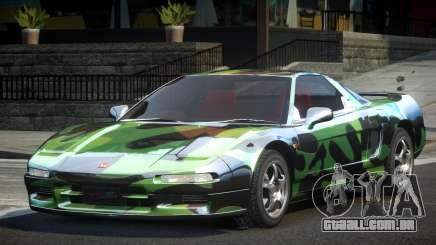 Honda NSX 90S L8 para GTA 4
