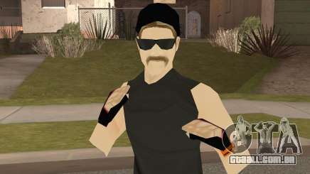 Keller Marx  VochitoLoquendero Skin para GTA San Andreas