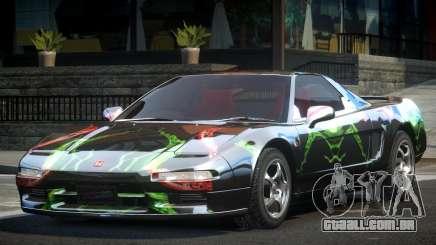 Honda NSX 90S L4 para GTA 4