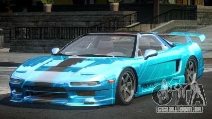Honda NSX BS L2 para GTA 4