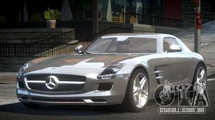 Mercedes-Benz SLS BS A-Style para GTA 4