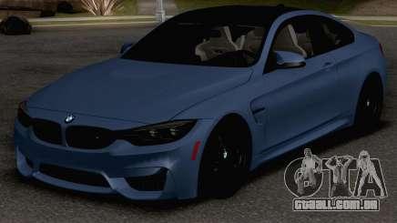 BMW M4 CS F82 para GTA San Andreas