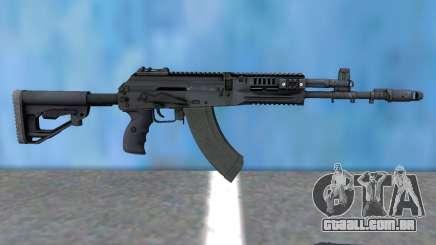 PAYDAY 2 AK-17 para GTA San Andreas