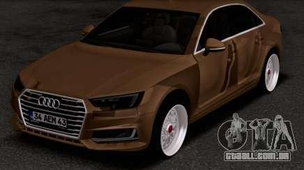 Audi A4 2.0 Quattro (Air) para GTA San Andreas