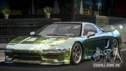 Honda NSX BS L8 para GTA 4