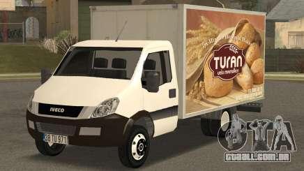 Iveco Daily TR Plates para GTA San Andreas