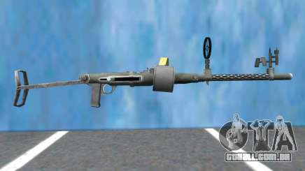 MG-15 Machine Gun para GTA San Andreas