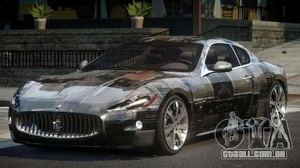 Maserati GranTurismo GS L4 para GTA 4