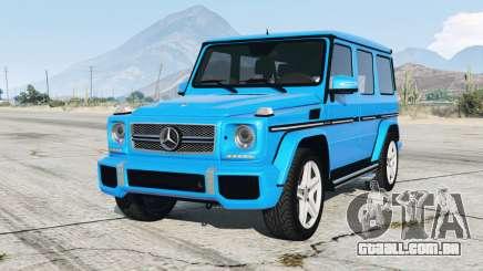 Mercedes-Benz G 65 AMG (W463) 2012 para GTA 5