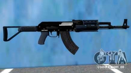GTA V Assault Rifle para GTA San Andreas