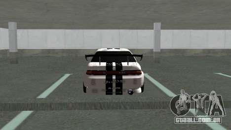 Toyota Mark ll Sintonia para GTA San Andreas
