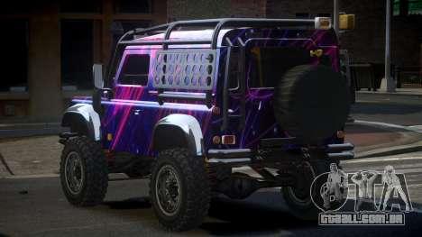Land Rover Defender Off-Road PJ4 para GTA 4