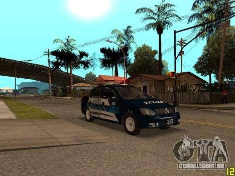 Chevrolet Corsa PFA para GTA San Andreas