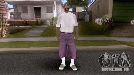 Tupac Amaru Shakur - Machiavelli para GTA San Andreas