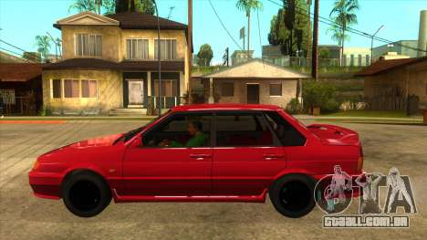 Vaz 2115 78RUS para GTA San Andreas