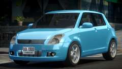 2009 Suzuki Swift para GTA 4