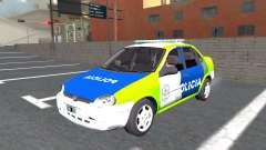 Chevrolet Corsa PBA Versão 1 para GTA San Andreas