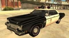Oldsmobile Delta 88 1973 Los Angeles Police Dept para GTA San Andreas