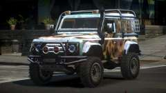 Land Rover Defender Off-Road PJ2 para GTA 4