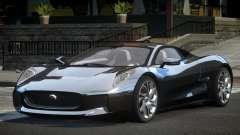 Jaguar C-X75 GT para GTA 4