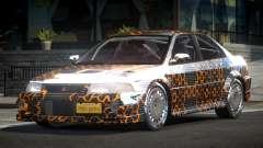 Mitsubishi Evolution VI PSI RC PJ9 para GTA 4