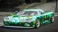 Koenigsegg CCX GTS-S L5 para GTA 4