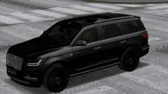 Lincoln Navigator Black Edition para GTA San Andreas