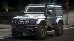 Land Rover Defender Off-Road PJ10 para GTA 4