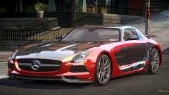 Mercedes-Benz SLS GS-R L7 para GTA 4