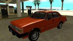 Chevrolet Opala Diplomata 1987 Taxi RS para GTA San Andreas