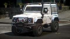 Land Rover Defender Off-Road PJ1 para GTA 4