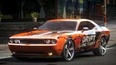 Dodge Challenger GST Drift L6 para GTA 4