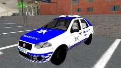 Polícia de Fiat Siena