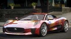 Jaguar C-X75 GT L3 para GTA 4