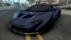 McLaren P1 GTR (SA Lights)