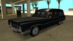 Cadillac Fleetwood 1970 Hearse Pack