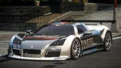 Gumpert Apollo Urban Drift L7 para GTA 4