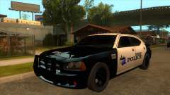 DMRP Dodge Charger Police para GTA San Andreas
