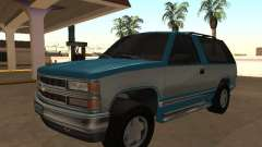 Chevrolet Blazer K5 1998 v2 para GTA San Andreas